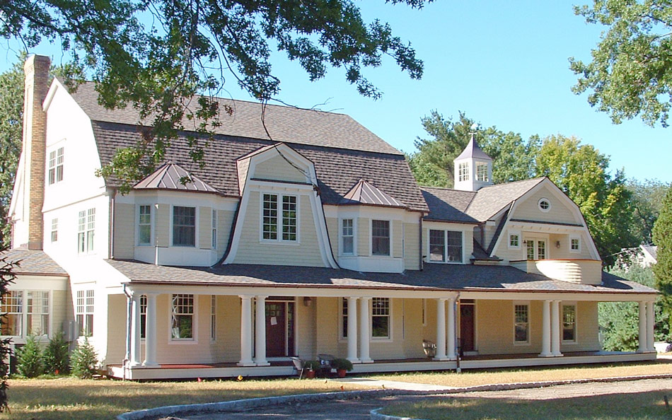 The Cutler Series of Stock Home Plans
