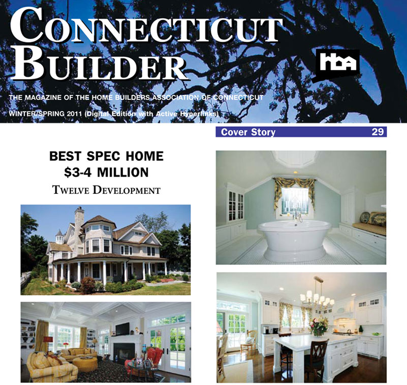 2011 HOBI Award Douglas Cutler Architects In Builder Magazine