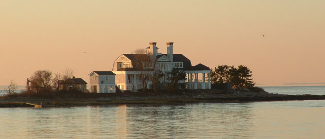 The Island Home That Survived Hurricane Sandy